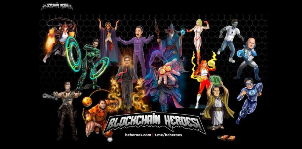 Blockchain Heroes