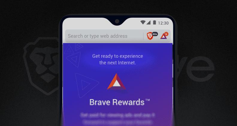 foto rewards brave browser