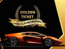 Lamborghini Golden Ticket